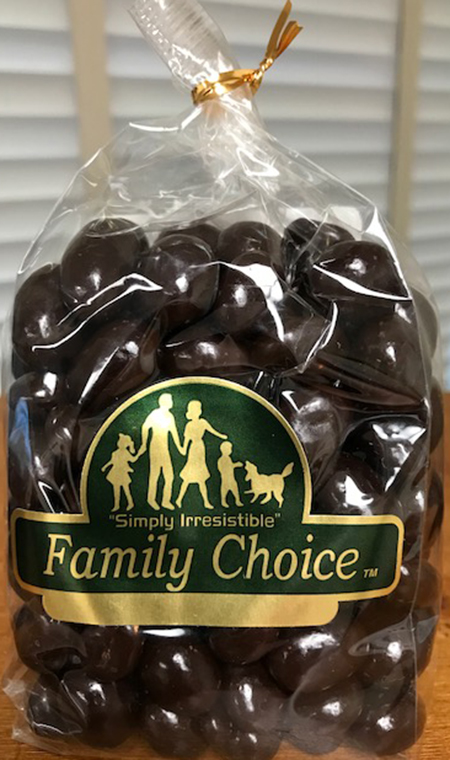 Rucker's Wholesale and Service Co Issues Allergy Alert For Undeclared Milk In Dark Chocolate Peanuts Received From Our Supplier GKI Foods LLC.